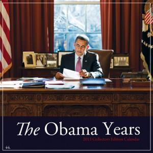 Obama Calendar front